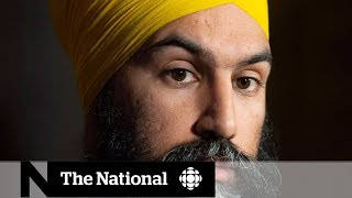 Election 2019 underway for NDP and Jagmeet Singh