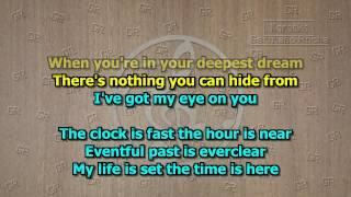 Iron Maiden - No More Lies (Karaoke)