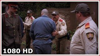 Расстрел проигравших бойцов | Момент из фильма Неоспоримый 3 (2010)