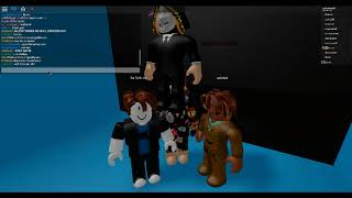 playing with the creator soletot in roblox stu tart