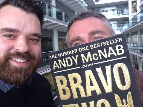 Andy McNab - Ex-SAS soldier on Bravo Two Zero, being tortured and copycats - Truthloader
