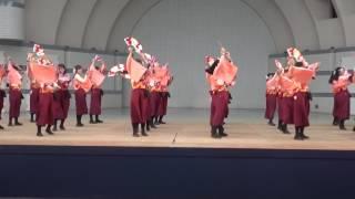 原宿スーパーよさこい2016 ~ 実践女子大学YOSAKOIソーラン部WING