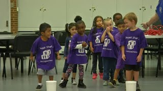 Health fair promotes healthy habits for kids