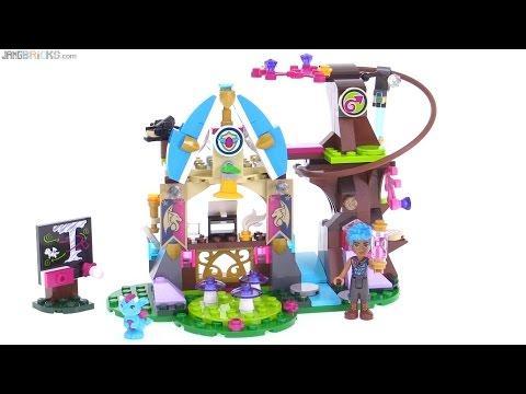LEGO Elves Elvendale School of Dragons review! 41173 - YouTube