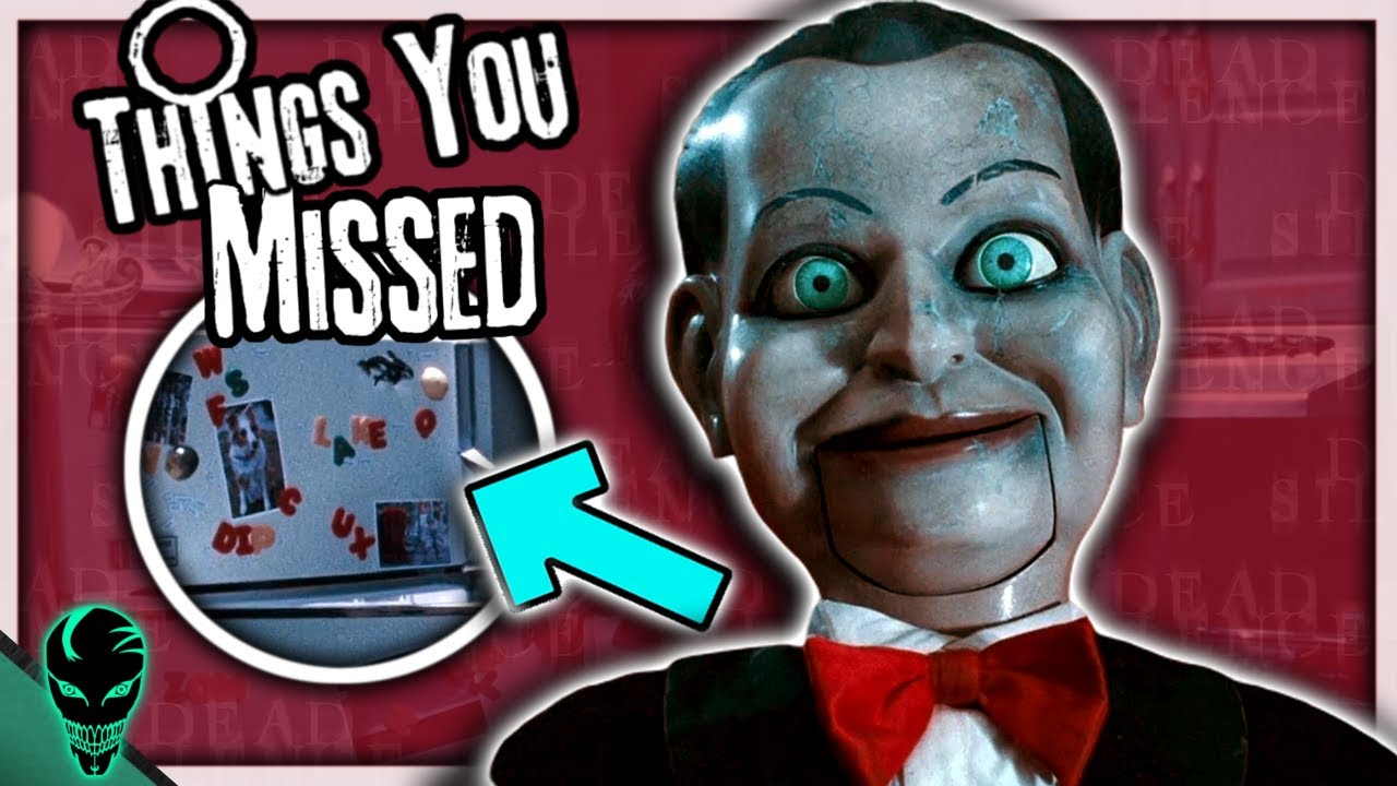 Download 32 Things You Missed in Dead Silence (2007)