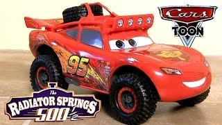 cars off road racin lightning mcqueen 1 18 scale dvd cars toon radiatorsprings500 1 2