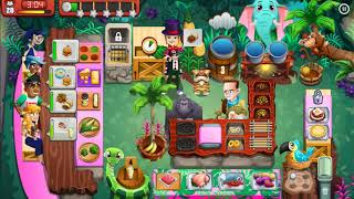JUNGLE JOINT Season3 Episode15(S3E15) - Cooking Dash - 5STAR clear