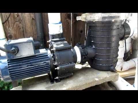 This Is The Brand New External Pond Pump