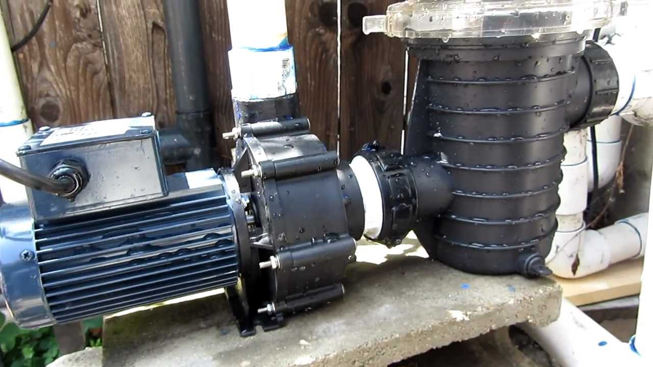 This is the brand new external pond pump youtube for Best pond pump for small pond
