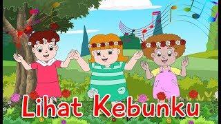 Gambar cover Lihat Kebunku | Mainan | Lagu Anak Indonesia