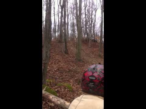 Rail buggy east Lynn West Virginia