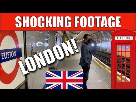 London Has Fallen   Financial Collapse