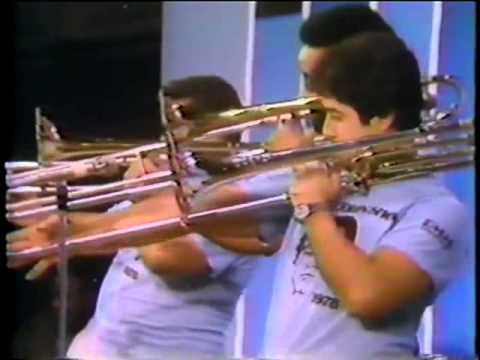 Concierto en Puerto Rico de Super Salsa 1978