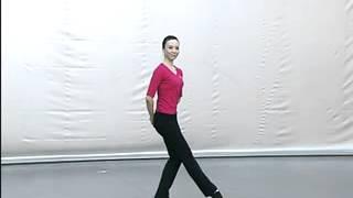 中国舞考级教材11级-翻身