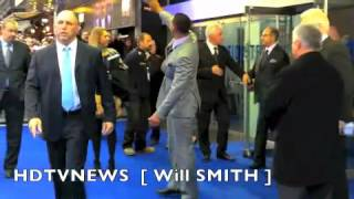 Will Smith & Emma Thompson -Red Carpet -MIB 3 - men in black film Premiere- scoop Thumbnail