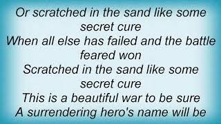 Joe Henry - This Is My Favorite Cage Lyrics