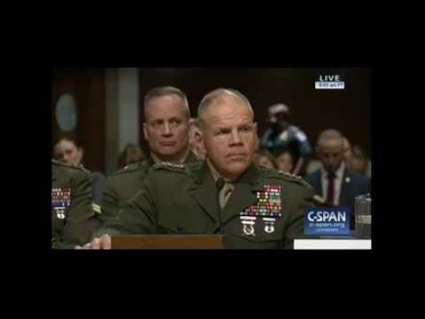 "Sen. Ernst at Senate Armed Services Committee Hearing on ""Marines United"""