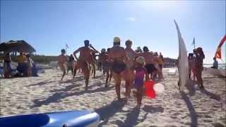 Memories Paraiso Azul Beach Resort Cayo Santa Maria Cuba Beach Party