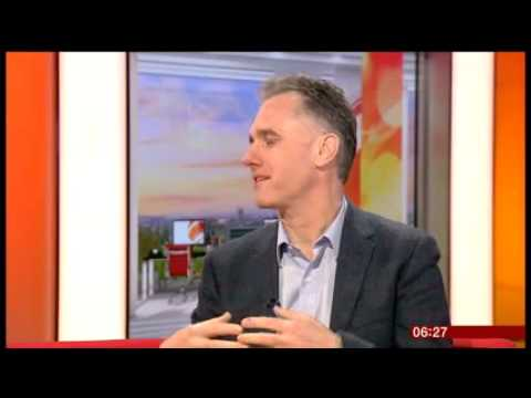Prof Richard Marais talks to BBC Breakfast about his cancer drug research