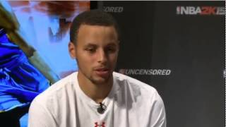 Stephen Curry on firing of Mark Jackson