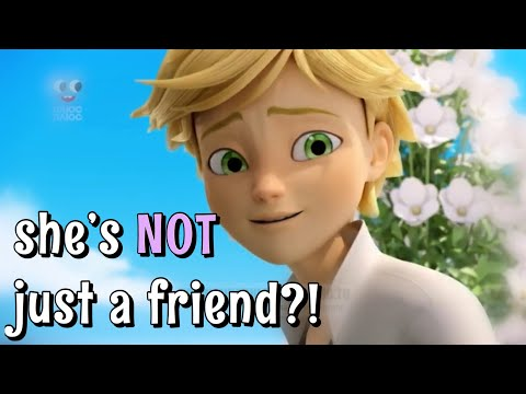 WHY Adrien Sees Marinette As Only A Friend | THEORY ( + Signs Of Adrien's Crush On Marinette )