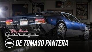 1971 De Tomaso Pantera - Jay Leno