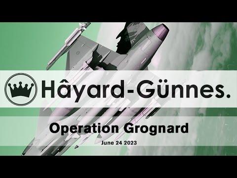 Operation Grognard : Command Modern Air Naval Operations