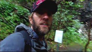 Hiking to an Underground Lake in Hawaii (Kauai)