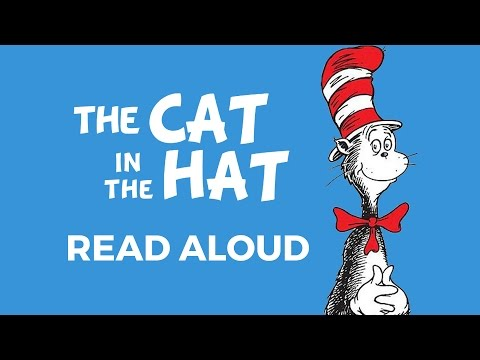 Cat in the hat read aloud buzzpls com for One fish two fish read aloud