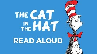 The Cat in the Hat by Dr. Seuss | Read Aloud (FUNNY)