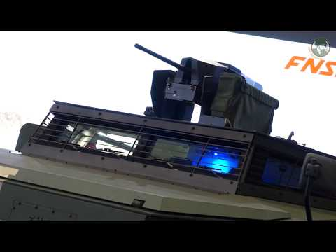 FNSS from Turkey continues to market wheeled and tracked armored vehicles in Southeast Asia