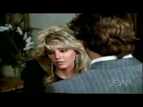 Dynasty - Sammy Jo Carrington (Heather Locklear) meets Clay Fallmont (Ted McGinley).avi