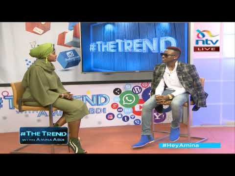 Tanzanian artist Tommy Flavor on venturing into the music industry #theTrend