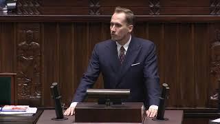 Konrad Berkowicz o expose Mateusza Morawieckiego i akcyzie na alkohol