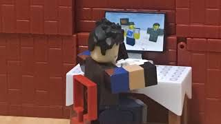Roblox zombie apocalisse stop motion
