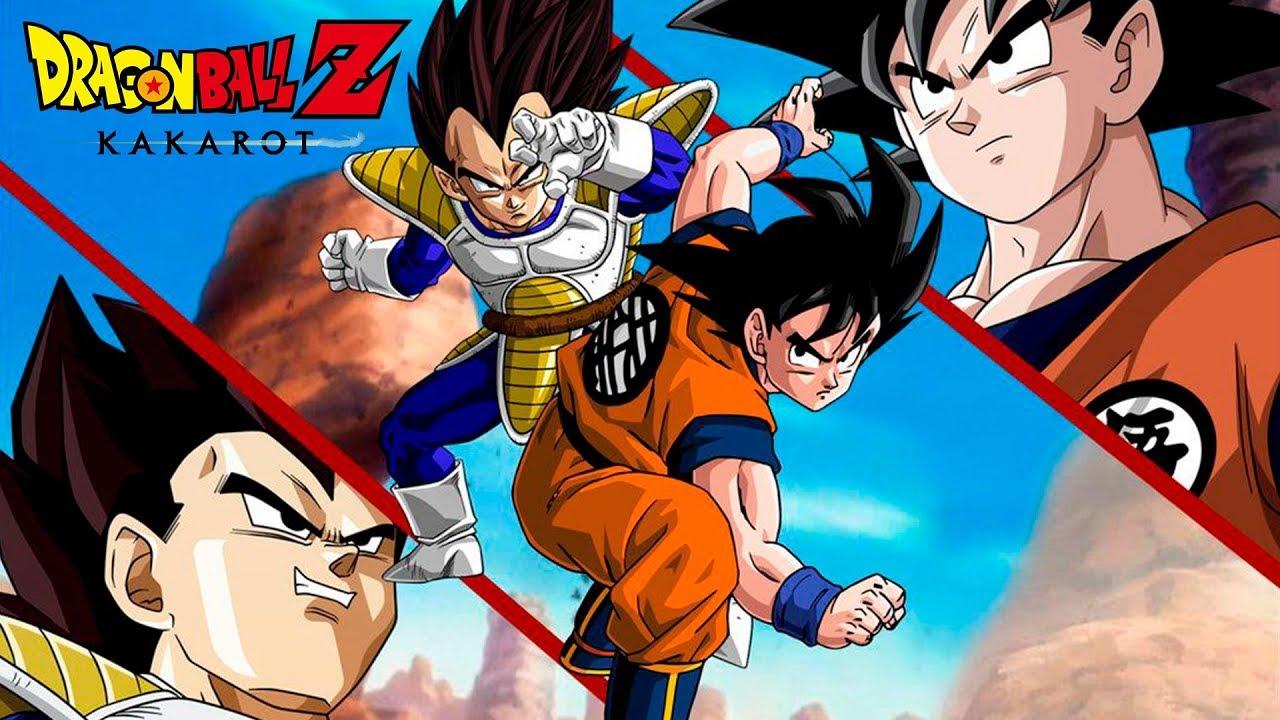 Dragon Ball Z Kakarot Pelicula Completa En Español Saga Saiyan All Cutscenes Game Movie 2020 Youtube