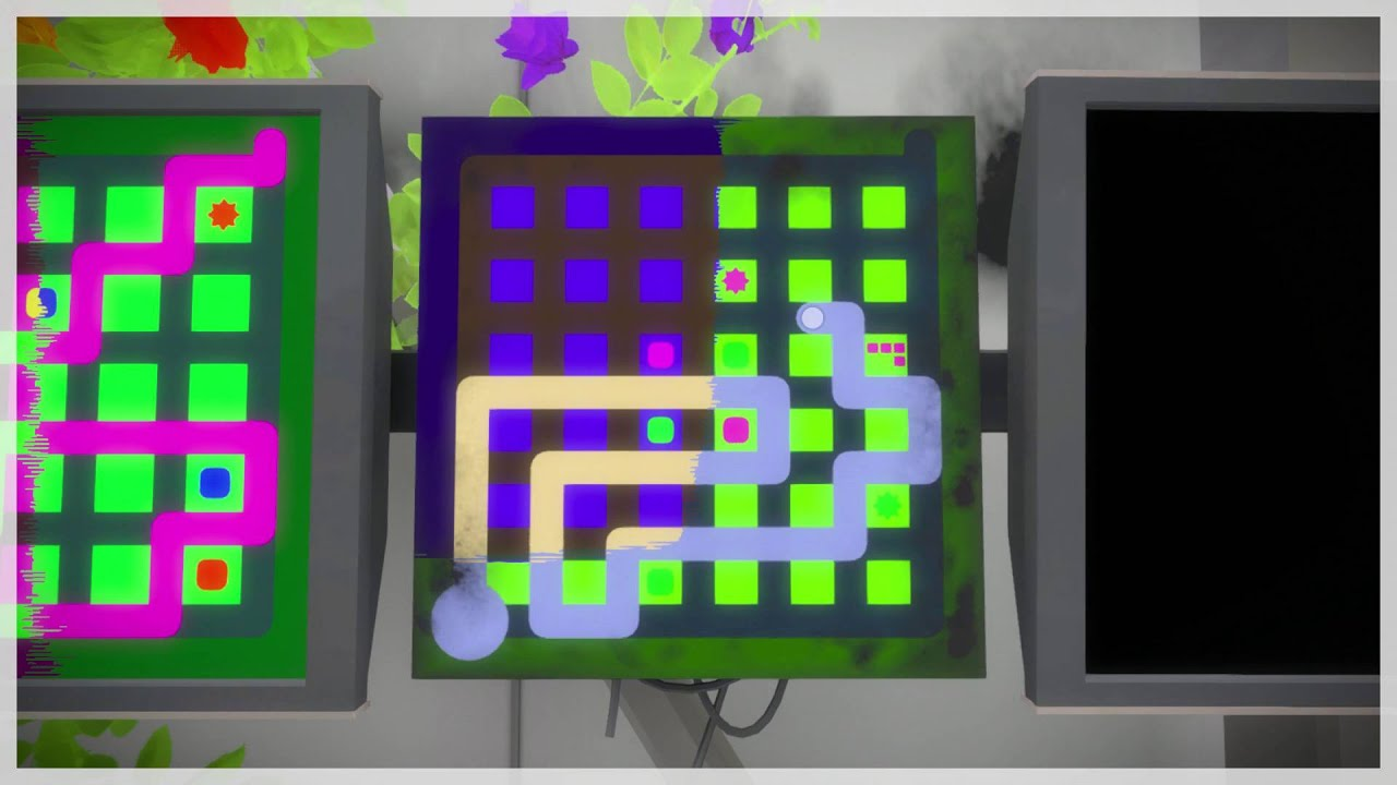 Image result for The Witness Puzzles