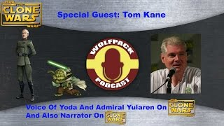 The WolfPack Podcast Special Episode: Tom Kane Interview
