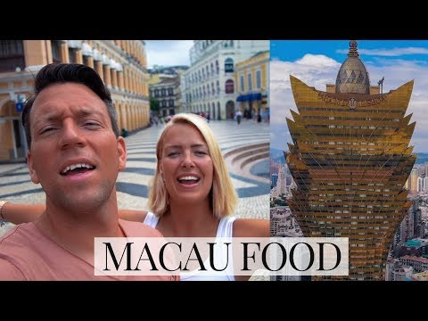 VEGAS OF CHINA | MACAU | RICH AS F@#K