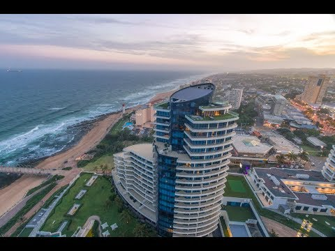 Exquisite penthouse in Umhlanga Rocks, KZN, South Africa