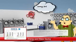 Lavandería de Autoservicio LG l Ventajas Comerciales l Efameinsa Equipos de lavandería