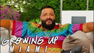 DJ Khaled Talks About How He Started His Career & His Come Up Story on Growing Up: Miami