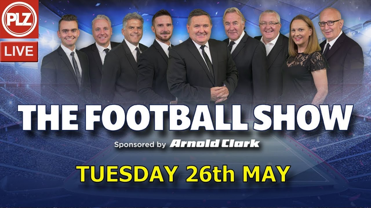 Steven Gerrard won't be Liverpool target - The Football Show Tue 26th May 2020
