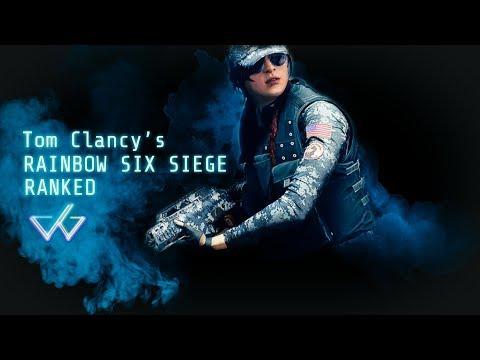 Rainbow Six Siege | Trolling on R6 | !Discord | !Soundboard