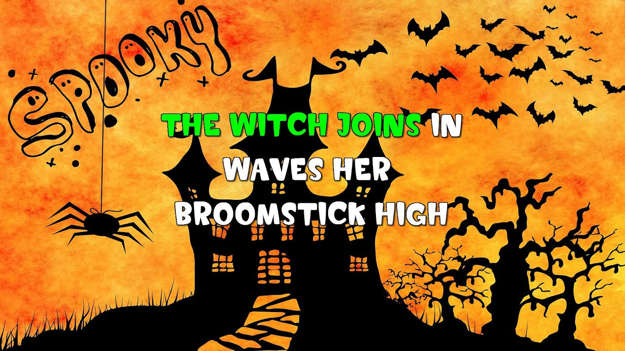 Spooky Bop Boogie - Halloween Party Song - YouTube