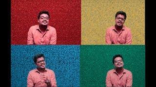Kaadhale 96 | A Different Cover By Gokul Balaji | Vijay Sethupathi | Trisha | Go