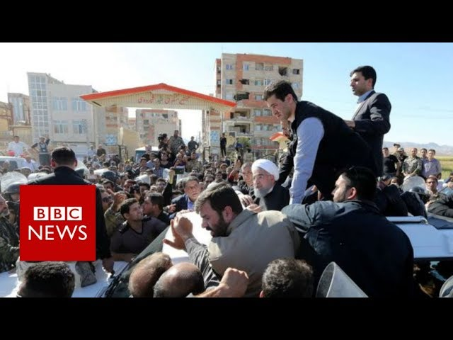 Iran-Iraq border earthquake: Death Toll Rises to 450 - BBC News