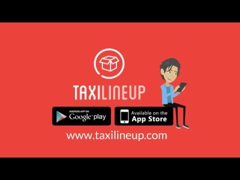 Taxi Lineup - 24/7 express deliveries with taxis