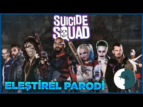 Suicide Squad - Eleştirel Parodi