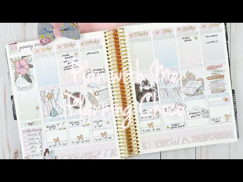 Plan with Me // Planning Choco